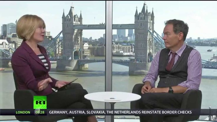 Keiser Report: 'Made in Europe' Banking Frauds  (E810)