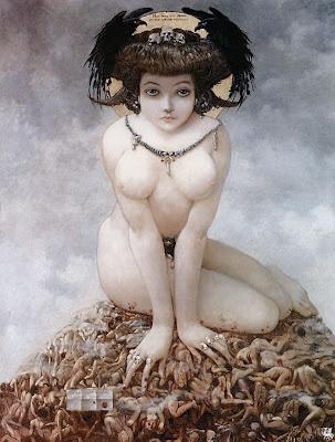 Elle, Gustav Adolf Mossa (1905)