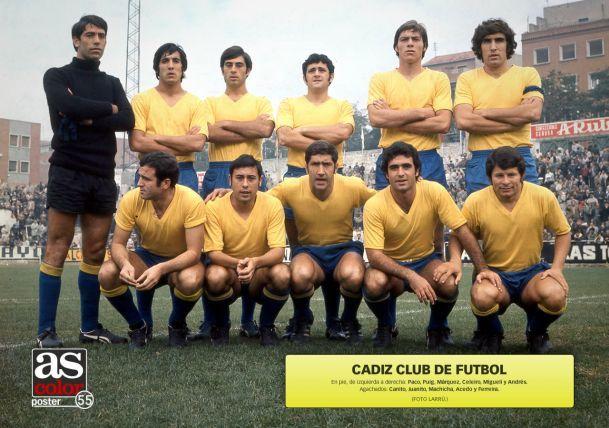 Cádiz CF 1971-72