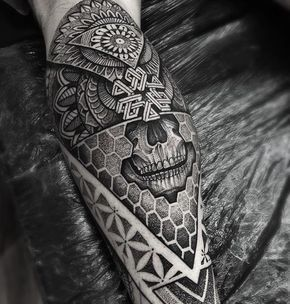 Download Free … | Geometric Sleeve Geometric Mandala and Geometric Mandala Tattoo to use and take to your artist.