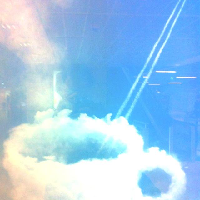 Spécial #BJMA en nuages et volutes