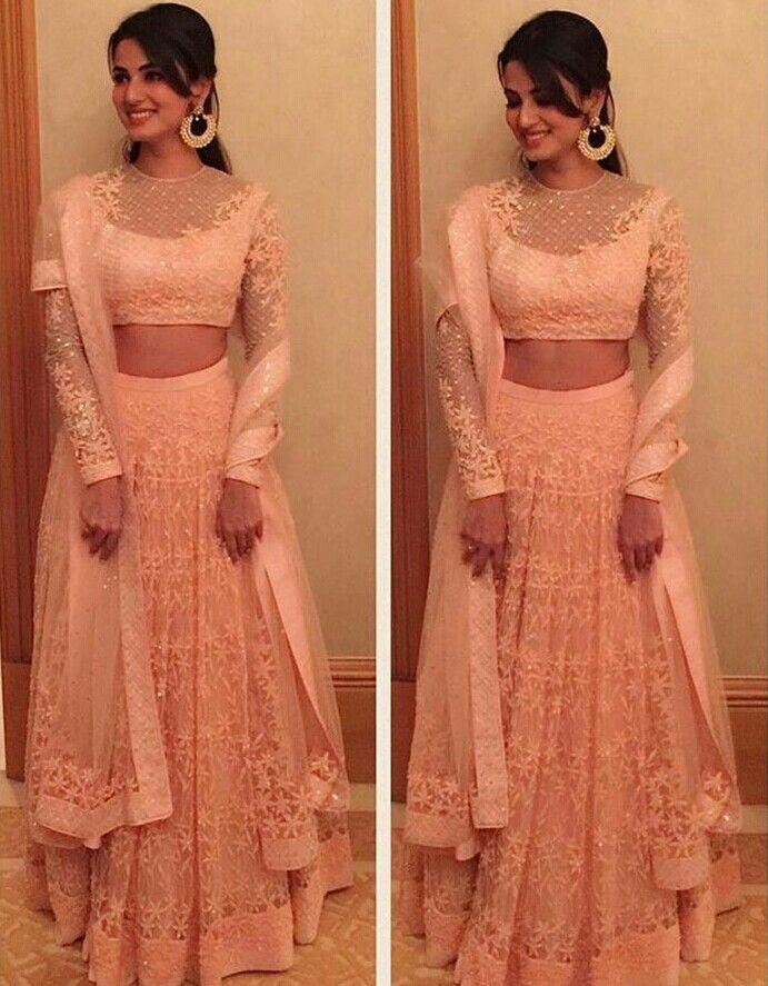 Sonal Chauhan wearing Neeta Lulla