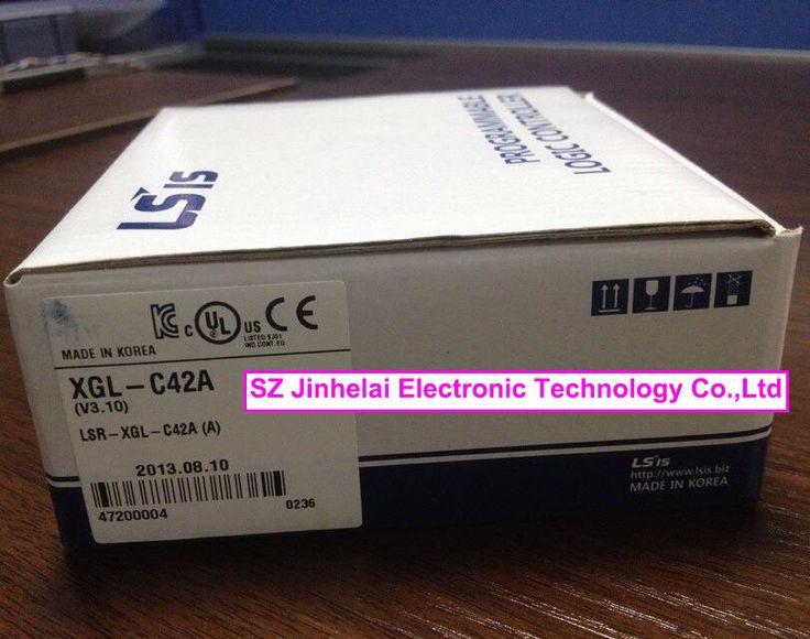 100% New and original  XGL-C42A  LS(LG)  PLC Communication module, RS-422,2ch #Affiliate