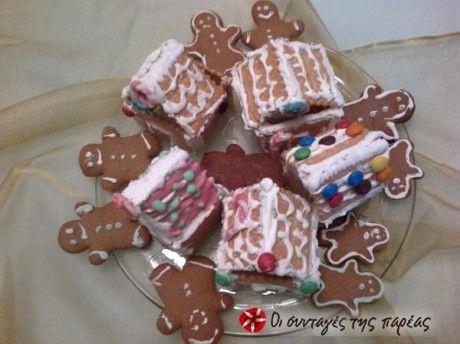 Τα αγαπημένα ξενόφερτα μπισκότα των Χριστουγέννων! Όλο άρωμα και γεύση!
