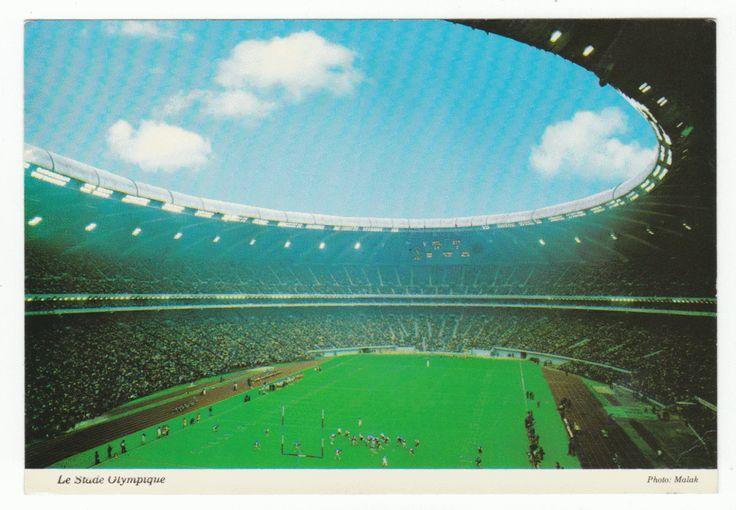 Postcards - Canada # 1236 - The Olympic Stadium, Montreal, Quebec