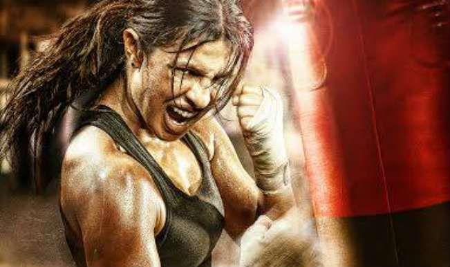 First Look: Priyanka Chopra as Mary Kom