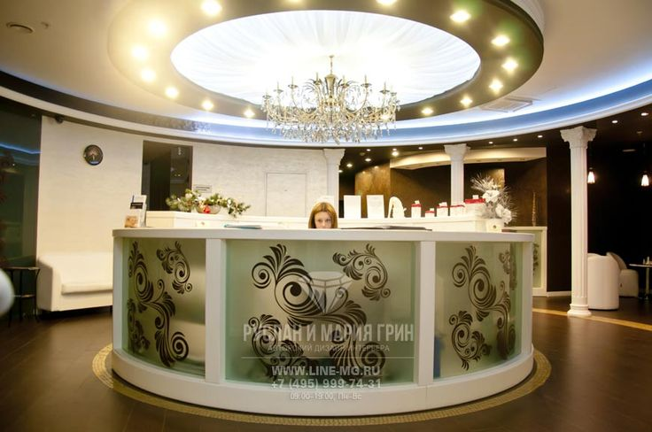 Дизайн салона красоты. Фото и цены   Дизайн интерьера от частных дизайнеров Руслана и Марии Грин  http://www.line-mg.ru/dizayn-salona-krasoty-foto-ceny