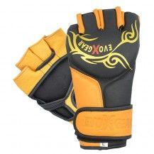 Evoxgear VINTAGE 1.0 Leather MMA Glove  #VintageGlove #VinatgeMMAGlove #LeatherMMAGloves #MMAGlove , #grappingGloves,