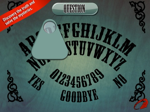 Ouija Board App-and then some!Real Paranormal Events come to your Smartphone | Gametrender
