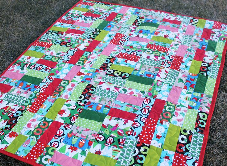 Quilting Patterns On A Roll : 1000+ images about Quilt jellyroll on Pinterest Stitching, Cherries and Quilt
