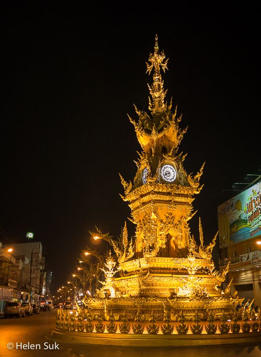 Find out what to do and where to stay in Chiang Rai, Thailand.