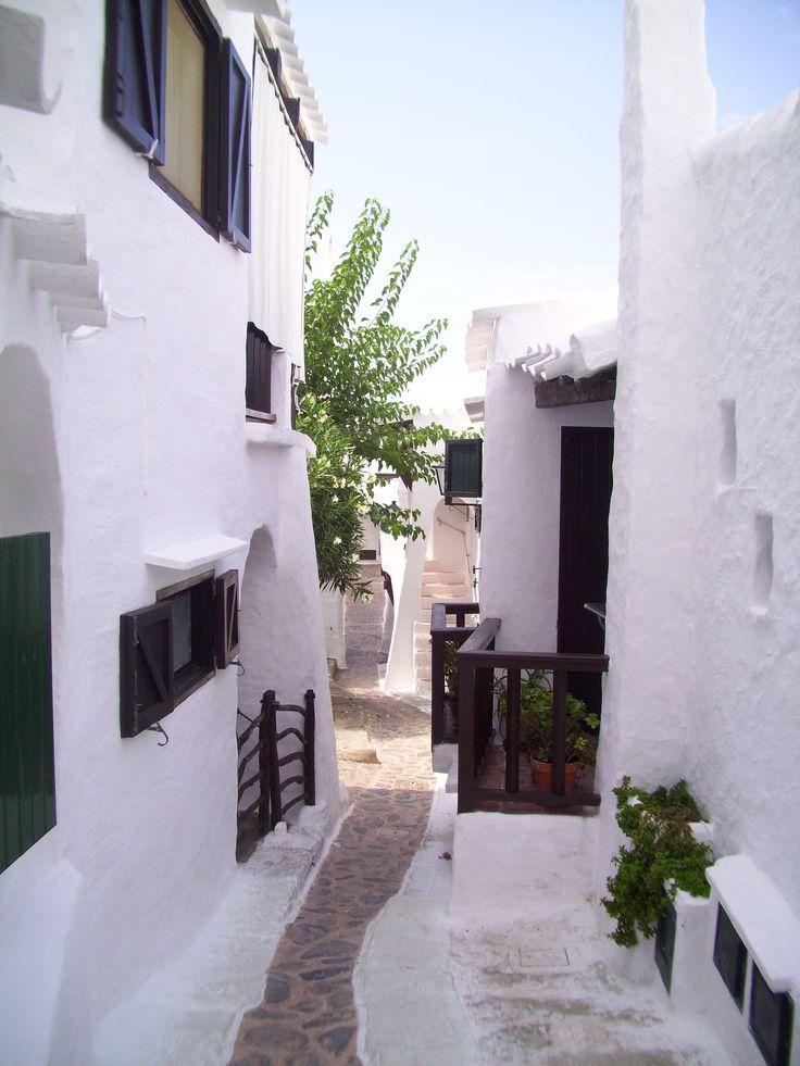 Binibeca, Menorca, Spain http://govillasandcottages.co.uk/