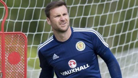 Scotland: Euro 2016 failure was not last chance - David Marshall