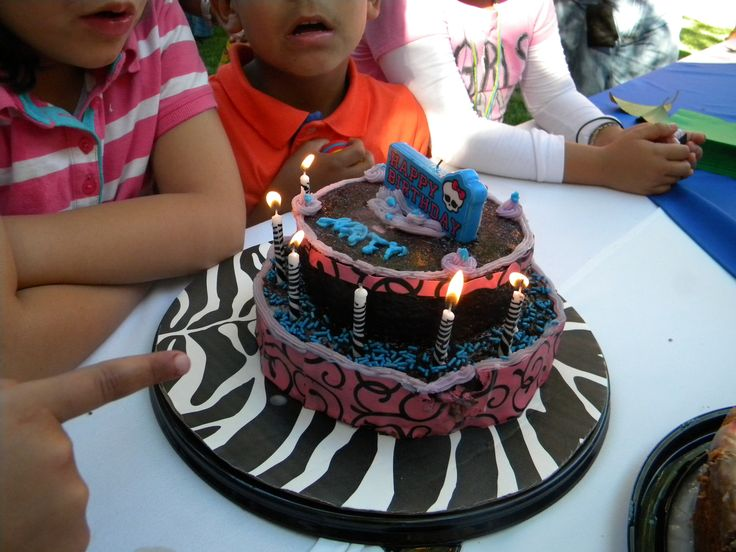 Photos Of Monster High Cakes