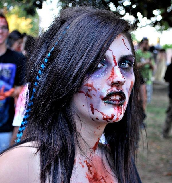 nashville zombie walk 2011 157 Zombie walk, Zombie