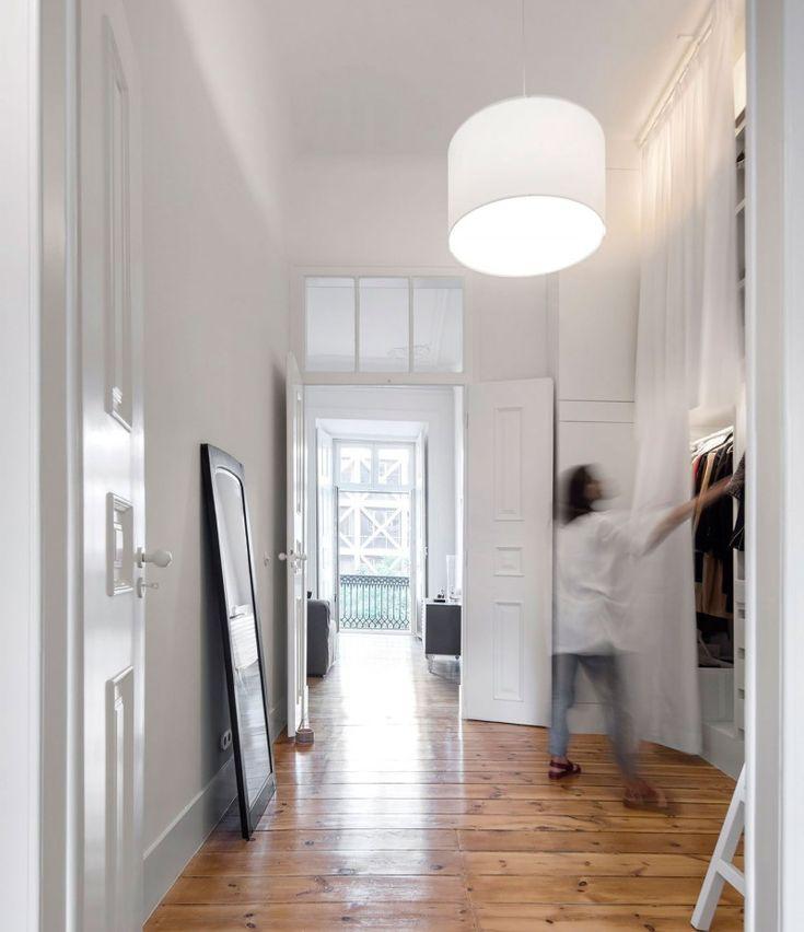 Il bellissimo restauro di un appartamento vista mare (con