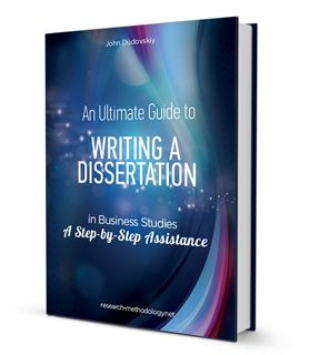 writing dissertation with