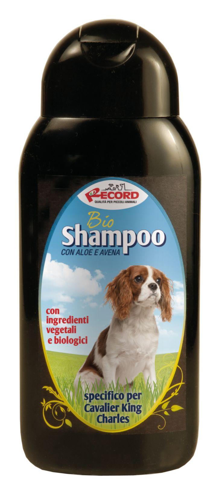 #Bio #shampoo specifico per #cani #CharlesSpaniel, by Record. www.recordit.com
