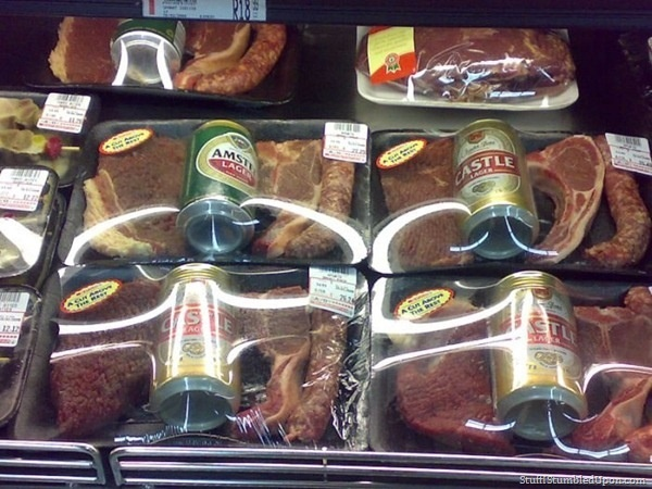 South African braai pack. this is the food of my people!