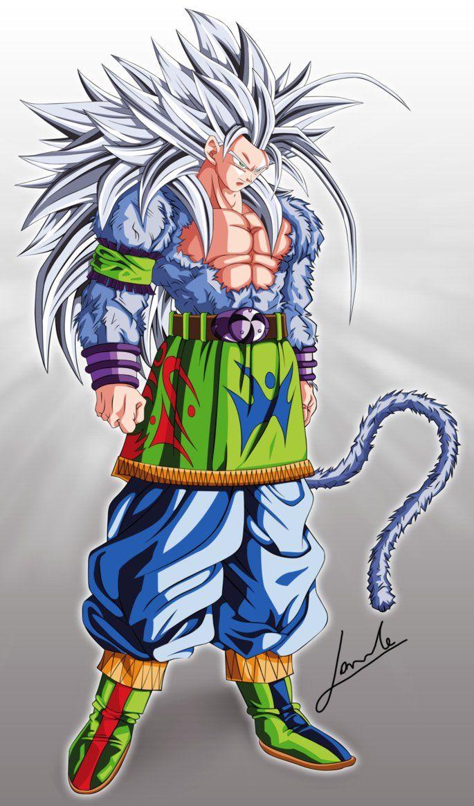 Goku ssj 5