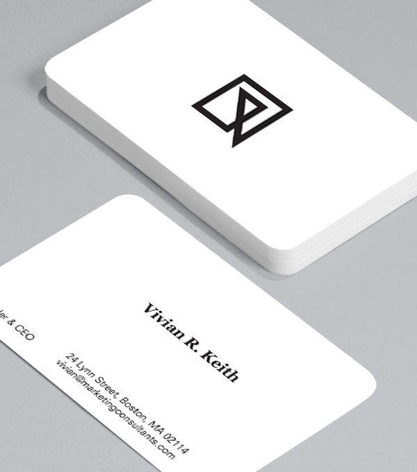 Customizable Business Cards Design Templates Moo Us Business Card Template Design Customizable Business Cards Moo Business Cards