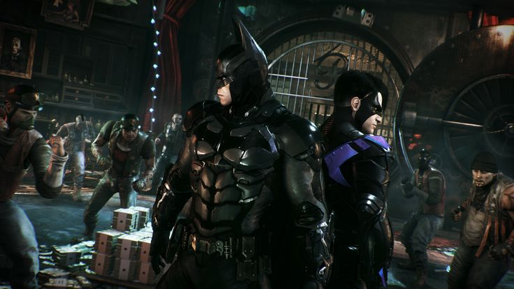 """Rocksteady Says Batman: Arkham Knight Is """"The Biggest Game We've ..."""