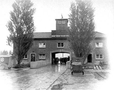 Northern Voyager - Dachau Visit