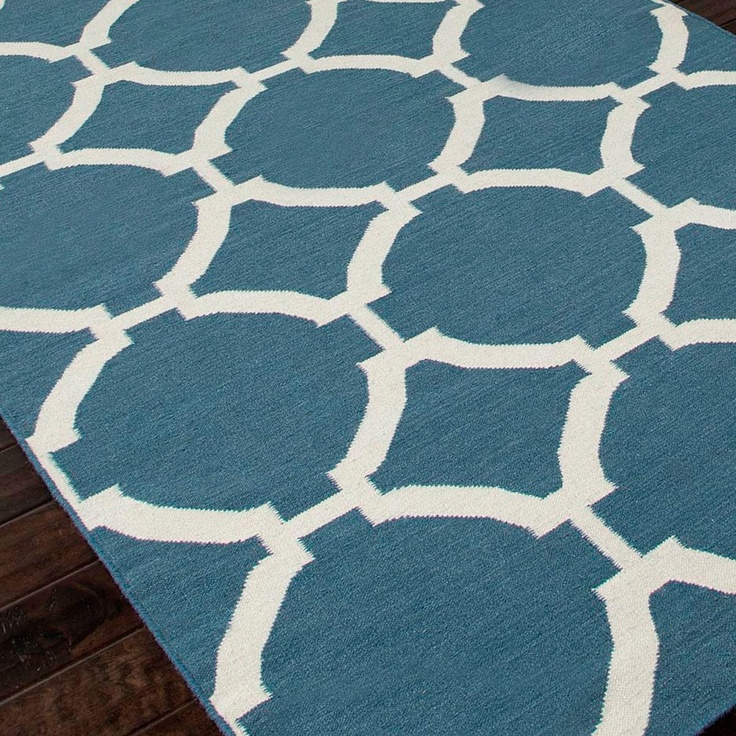 From Shades Of Light · Porthole Trellis Dhurrie Rug