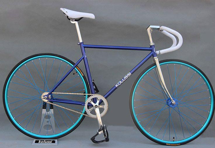 colorful fixed gear bike - Google Search