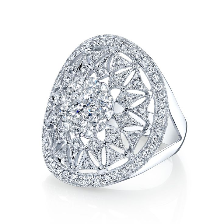 Kneph Ring by Coronet Diamonds