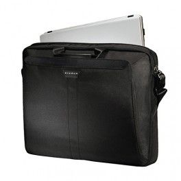 Everki EKB417B Lunar Laptop Bag - Briefcase, fits up to 15.6 - Black - Gudang Gadget Murah Tas Laptop termurah hanya di Gudang Gadget Murah. The Lunar briefcase is a convenient companion thats great for everyday carrying to and from the office or on short business trips. It can hold up to a 15.6 laptop, accessories and a quick-access - Black