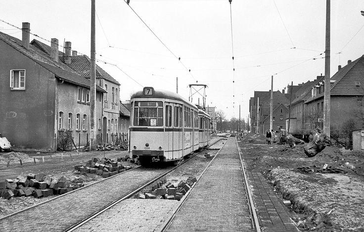HANNOVER BOTHFELD 1968 SUTELSTRASSE | Hannover, Reisen ...