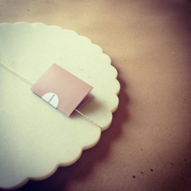 Marblellous platter