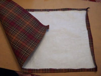 Cath's Pennies Designs: How to make your Penny Rug lay flat? BACKING!