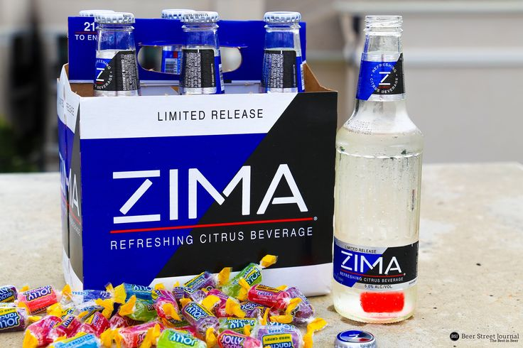 Back in the day lol!! Get ready to drink like it's the 90's. Zima returns to shelves
