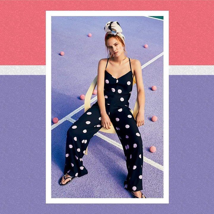 Play with the dots in the new Pepe Jeans Collection 18   Featuring the Rake Clea Blue flip flops   http://bit.ly/PepeCollection