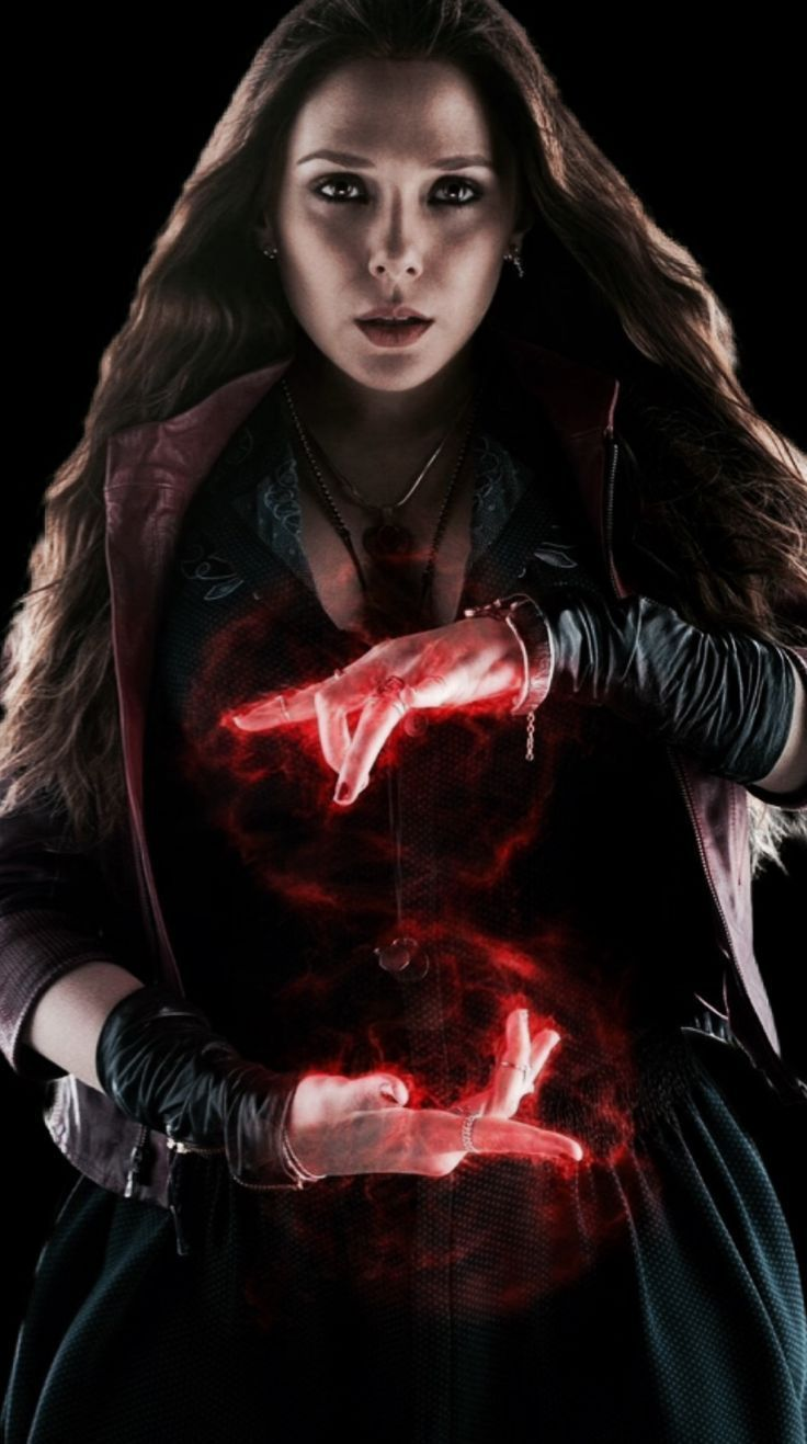 Scarlet Witch Wallpaper Scarlet Witch Marvel Witch Wallpaper Scarlet Witch
