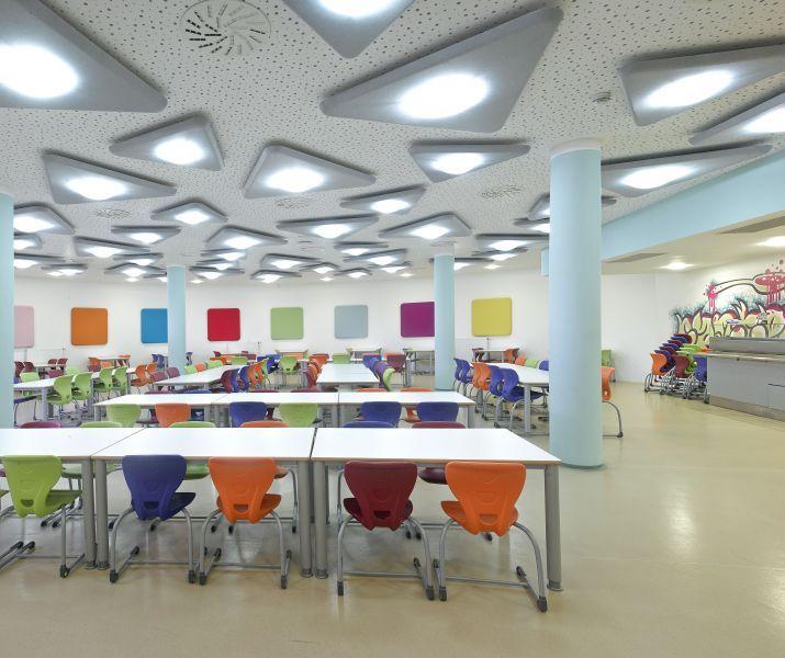 Anglická mezinárodní škola - Saint-Gobain