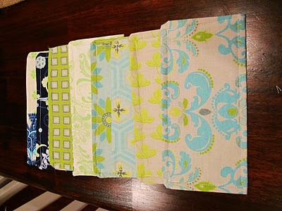 Behind The Red Barn Door: Dave Ramsey Fabric Envelopes