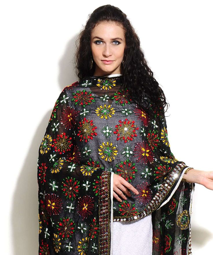Best images about phulkari dupatta on pinterest hand