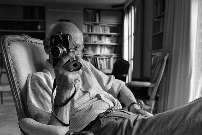 25снимков ВЕЛИКОГО фотографа Анри Картье-Брессона  Анри Картье-Брессон.