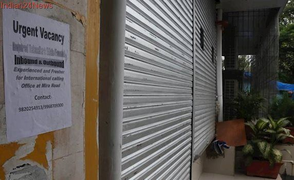 Textile traders down shutters to protest 5% GST on fabrics