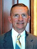 Ross Perot was the independent candidate for President in 1992. His candidacy knocked President Bush out of contention.