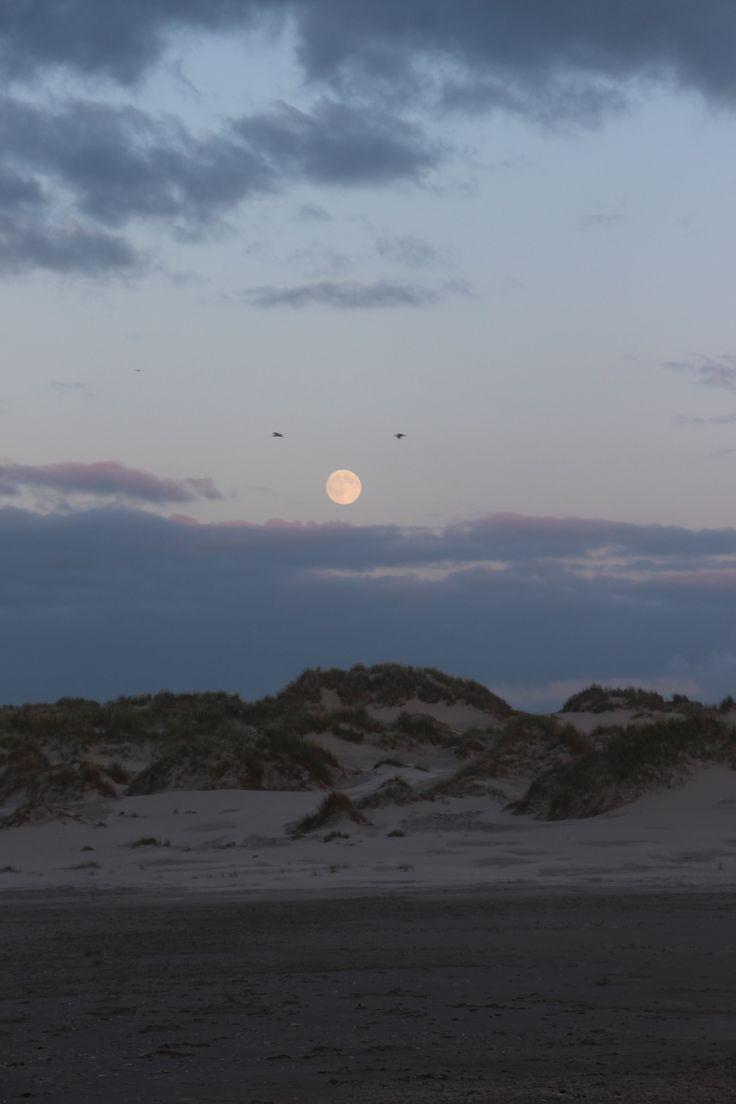 maanopkomst Oosterend