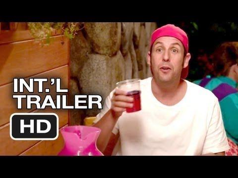 Grown Ups 2 Official International Trailer #1 (2013) - Adam Sandler Movie HD