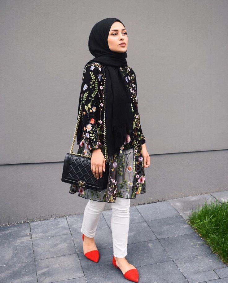pinterest adarkurdish  casual hijab outfit perlengkapan