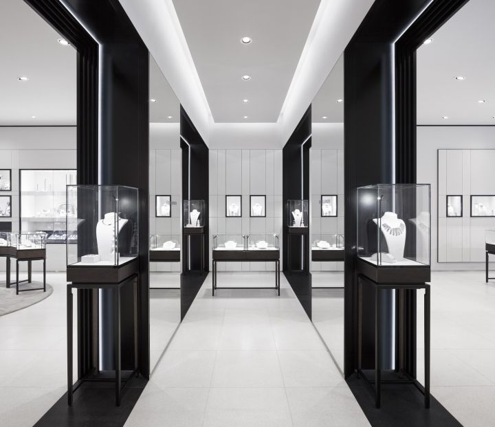 17 best images about jewellery watch stores on pinterest for Interior design munich