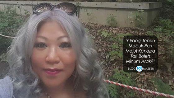 Siti Kasim Kata Kenapa Tak Boleh Minum Arak? Orang Jepun Mabuk Pun Maju!   Siti Kasim memuatnaik status menunjukkan beberapa keping gambar semasa lawatannya ke sebuah kawasan yang menempatkan ratusan tong arak di Jepun.  Sengaja mencabar atau tidak ini telah mengundang kemarahan orang ramai. Wanita ini lantang menyuarakan isu-isu yang bertentangan dengan agama Islam seperti LGBT dan sebelum ini juga ada mempertikai hukum korban semasa Raya Aidiladha.  Saya tak nampak orang Jepun mabuk dan…