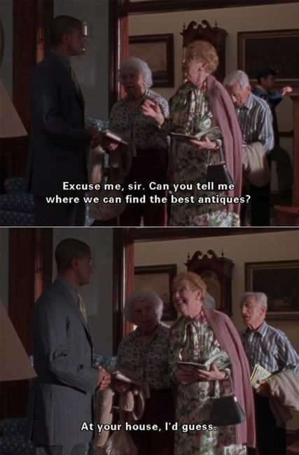 Gilmore Girls. Love, love, love this show