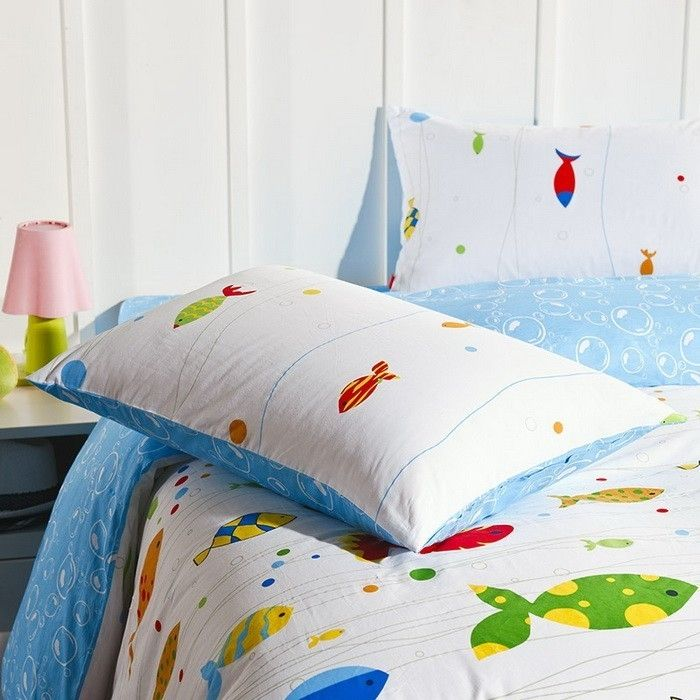 Finding Nemo Fish Bedding Home Lucas 39 Room Pinterest Boys Bedding Sets And Closer